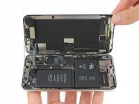 iFixit обнаружили в iPhone X двойную печатную плату и сдвоенный аккумулятор.